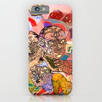 iPhone & iPod Case featuring CAPSLOCK by Kira Leigh