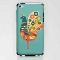 Century Hen iPhone & iPod Skin
