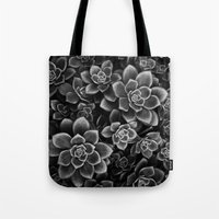 Her Black Soul Tote Bag