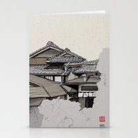 Vintage Gion Stationery Cards