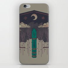 The Lost Obelisk iPhone & iPod Skin