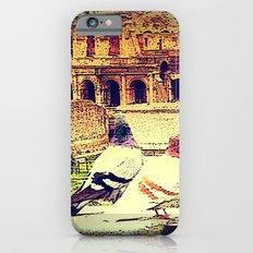 Romantic Rome Slim Case iPhone 6s