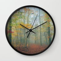Find Your Path Wall Clock