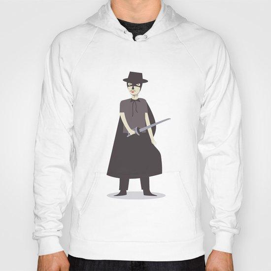 El Zorro Hoody
