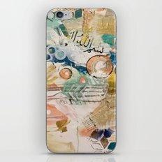 In His Name iPhone & iPod Skin