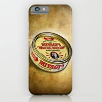 iPhone Cases featuring Miyagi's Super Wax by RubyRed