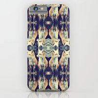 Foxes on Repeat iPhone 6 Slim Case