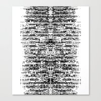 (this)Integrate Canvas Print