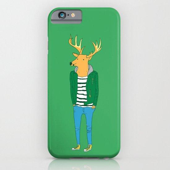 Mr. deer iPhone & iPod Case