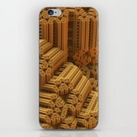Is This Space Taken? iPhone & iPod Skin