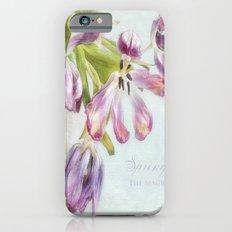 love tulips iPhone 6 Slim Case