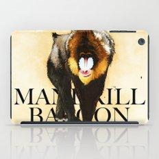 Mandrill iPad Case