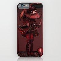 My Bunny Valentine. iPhone 6 Slim Case