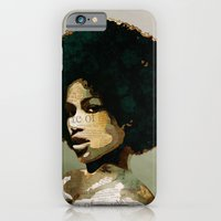 iPhone & iPod Case featuring I am not your baby by ARJr
