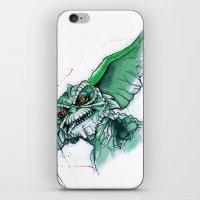 Gremlin iPhone & iPod Skin