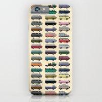 Camper Van iPhone 6 Slim Case