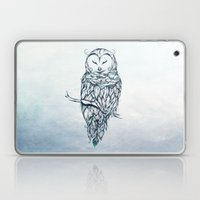 Snow Owl  Laptop & iPad Skin