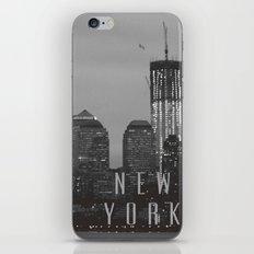 S K Y L I N E iPhone & iPod Skin
