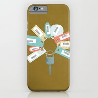 iPhone & iPod Case featuring Disloyal by Kinnon Elliott Illustration & Design