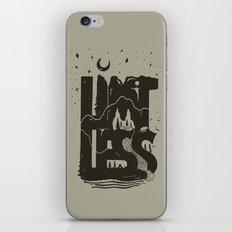 L/M/TLESS iPhone & iPod Skin