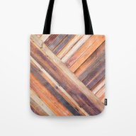 Tote Bag featuring Old Wood by Patterns And Texture…