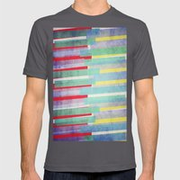 Rave Mens Fitted Tee Asphalt SMALL