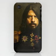Dave Grohl - Replaceface iPhone (3g, 3gs) Slim Case