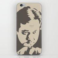 Bill Hicks iPhone & iPod Skin