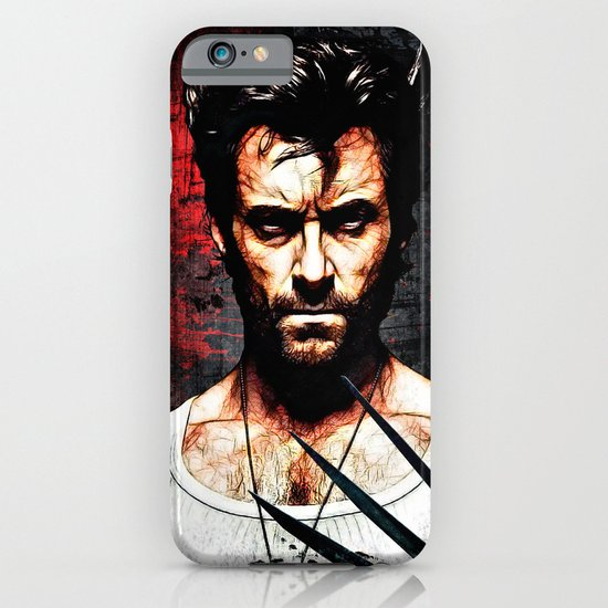 The Weapon XFactor iPhone & iPod Case