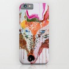 Summer Wolf Slim Case iPhone 6s