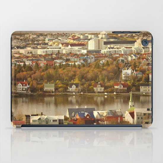 In the city iPad Case