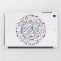 Mandala Smile B iPad Case
