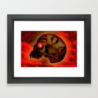 ANARCHY - 005 Framed Art Print