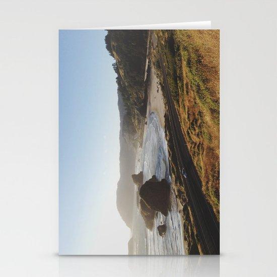 Gold Beach, Oregon Stationery Card