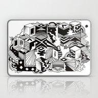 Cube-ular Laptop & iPad Skin