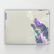 Cry Wolf Laptop & iPad Skin