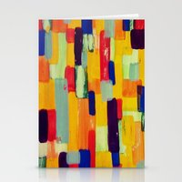 Abstract #33 Stationery Cards