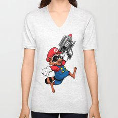 Super Rocket Unisex V-Neck