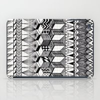 Over the Line iPad Case