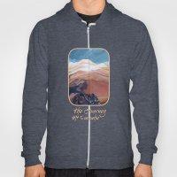 The Journey : Mt Ruapehu Hoody