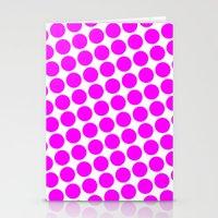 BIG PINK DOT Stationery Cards