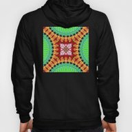 Colorful Mirror Abstract… Hoody