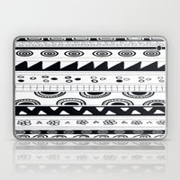 Tribal Pattern Laptop & iPad Skin