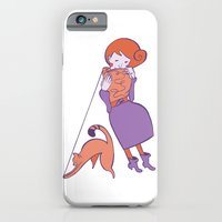 iPhone & iPod Case featuring String Toy by Susana Carvalhinhos