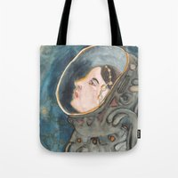 Space Magic Tote Bag