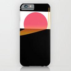Melting Sun iPhone 6 Slim Case