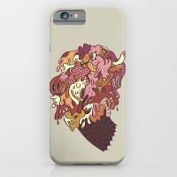 iPhone & iPod Case featuring Painted Trojan by uberkraaft
