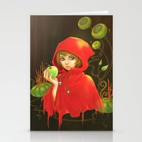 Poison Apple & A Little … Stationery Cards