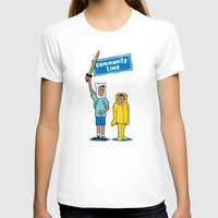 community T-shirts featuring Community Time! by powerpig