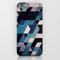 iPhone & iPod Case featuring blux redux by Spires